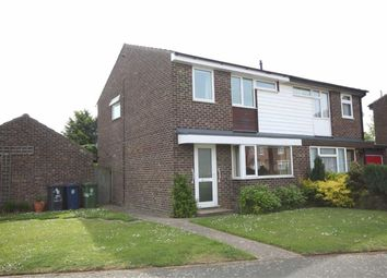Thumbnail 3 bed semi-detached house for sale in Ellison Lane, Hardwick, Cambs