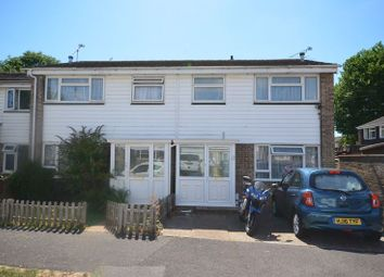 Thumbnail 3 bed end terrace house to rent in Aintree Road, Calmore, Southampton
