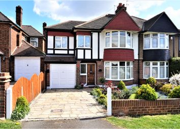 Thumbnail 4 bedroom semi-detached house for sale in Forest Edge, Buckhurst Hill