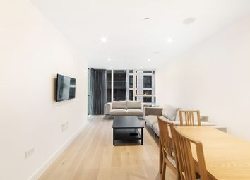 Thumbnail 2 bed flat to rent in The Pinnacle, Battersea
