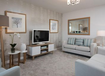 "Thumbnail 3 bedroom detached house for sale in ""Derwent"" at Townfields Road, Winsford"