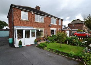 Thumbnail 3 bed semi-detached house for sale in Overdale Drive, Idle, Bradford