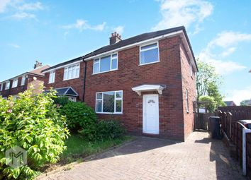 Thumbnail 3 bed semi-detached house for sale in Windermere Road, Farnworth, Bolton, Greater Manchester