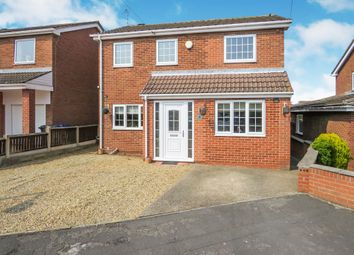 Thumbnail 4 bed detached house for sale in Chepstow Gardens, Cusworth, Doncaster