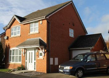 Thumbnail 4 bed detached house for sale in Beechtree Road, Buckley