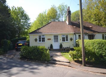 Thumbnail 2 bed semi-detached house for sale in Railway Cottages, Woodberry Lane, Rowland's Castle