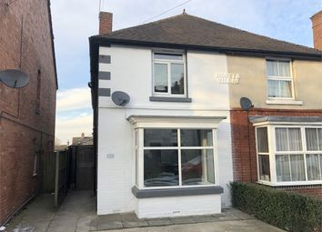 Thumbnail 3 bed semi-detached house for sale in Oxford Street, Church Gresley, Swadlincote, Derbyshire