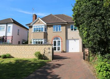 Thumbnail 4 bedroom country house for sale in Kingshill Road, Dursley