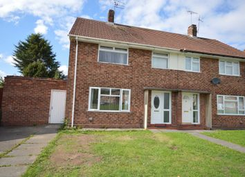 Thumbnail 3 bed semi-detached house for sale in Helsby Avenue, Eastham, Wirral