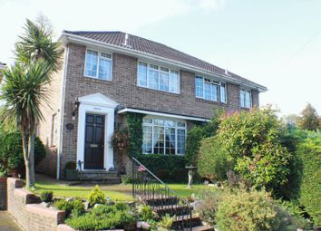 Thumbnail 3 bedroom property for sale in Ingersley Rise, West End, Southampton