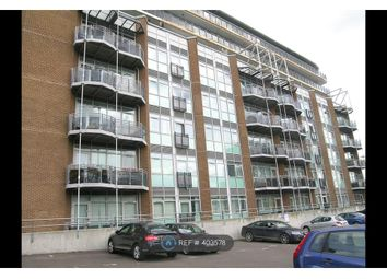 Thumbnail 3 bedroom flat to rent in Gerry Raffles Square, London