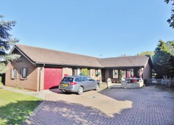4 bed detached bungalow for sale in Skipwith, Selby YO8