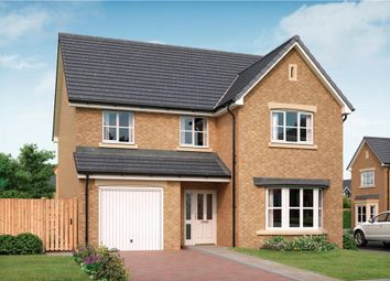 """Thumbnail 4 bed detached house for sale in """"Yeats"""" at Applegate Drive, East Kilbride, Glasgow"""