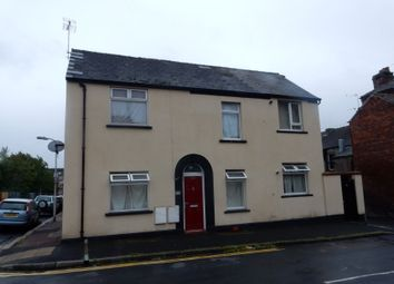 Thumbnail 1 bed flat for sale in 162 & 162A Buccleuch Street, Barrow In Furness, Cumbria