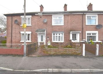 Thumbnail 3 bedroom terraced house for sale in Brittons Parade, Belfast