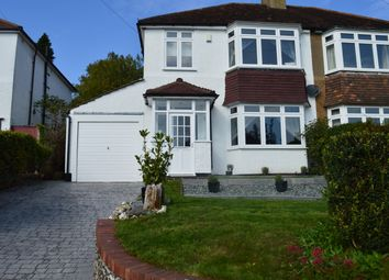 Thumbnail 3 bedroom semi-detached house for sale in Winifred Road, Coulsdon