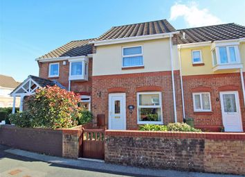 Thumbnail 2 bed terraced house for sale in Chesterton Close, Crownhill, Plymouth
