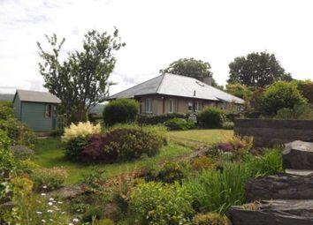 Thumbnail 4 bed detached house for sale in Bryniau Hendre, Penrhyndeudraeth, Gwynedd