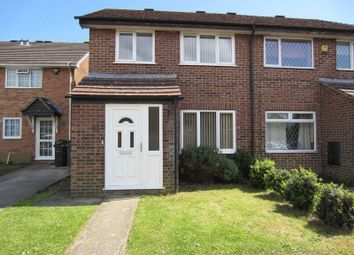 Thumbnail 3 bed semi-detached house to rent in Broadlands Close, Bournemouth