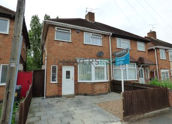 Thumbnail 3 bed semi-detached house for sale in Averil Road, Humberstone, Leicester