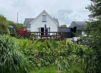 Thumbnail 2 bed detached house for sale in Plwmp, Ceredigion
