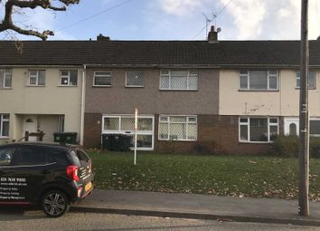 Thumbnail 3 bed terraced house for sale in Deedmore Road, Coventry