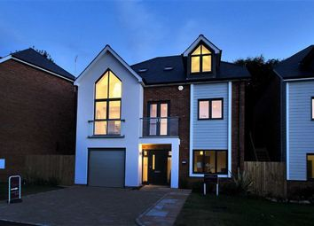 Thumbnail 5 bed detached house for sale in Downsview, Westerham, Kent