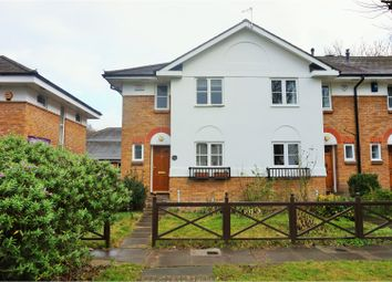 Thumbnail 2 bed terraced house to rent in St. Josephs Vale, London