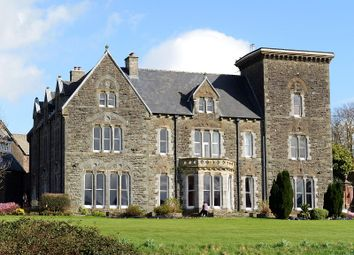 Thumbnail 14 bedroom detached house for sale in Coomb Mansion Llangynog, Carmarthen, Carmarthenshire.