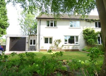 Thumbnail 3 bed semi-detached house for sale in Kiln How, Dalston, Carlisle, Cumbria