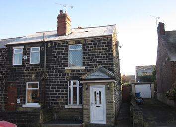 Thumbnail 2 bed end terrace house to rent in Mount Road, Burncross, Sheffield