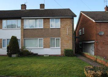 2 bed maisonette to rent in Burnside Way, Longbridge, Birmingham B31