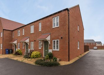Thumbnail 2 bed end terrace house for sale in Songthrush Road, Bodicote, Banbury