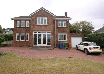Thumbnail 3 bed detached house to rent in Milngavie Road, Bearsden, Glasgow