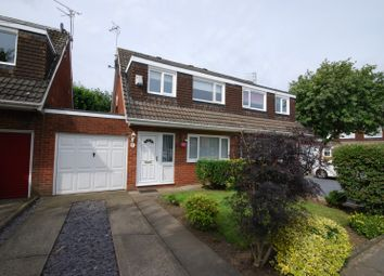 Thumbnail 3 bed semi-detached house for sale in Courtney Court, Newcastle Upon Tyne