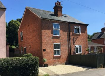 Thumbnail 3 bed semi-detached house for sale in Forest Road, Crowthorne