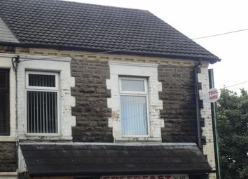 Thumbnail 1 bedroom flat to rent in Pontygwindy Road, Caerphilly