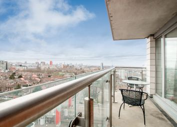 Thumbnail 2 bed flat for sale in 18 Western Gateway, London