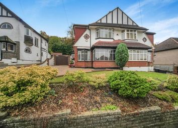 Thumbnail 4 bed semi-detached house for sale in The Woodfields, Sanderstead, South Croydon, .