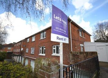 Thumbnail 2 bed flat to rent in Brentwood Crescent, Southampton