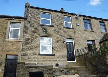 Thumbnail 3 bedroom terraced house for sale in Burn Road, Birchencliffe, Huddersfield