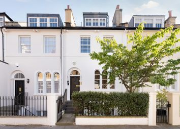 Thumbnail 4 bed terraced house to rent in Victoria Grove, London
