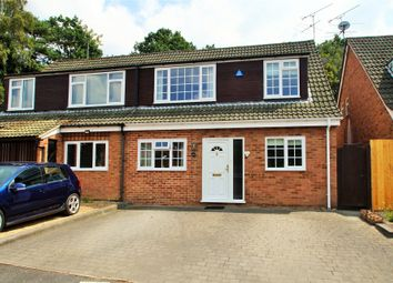 Thumbnail 3 bed property for sale in Grampian Road, Sandhurst, Berkshire