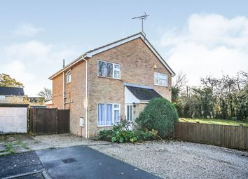 Thumbnail 2 bedroom semi-detached house for sale in Wivenhoe, Kingsnorth, Ashford