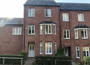 Thumbnail 3 bed terraced house for sale in Langford Way, Humberstone, Leicester, Leicestershire