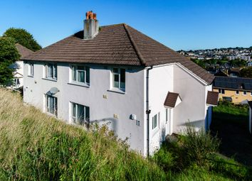 Thumbnail 1 bedroom flat for sale in Landulph Gardens, St Budeaux, Plymouth