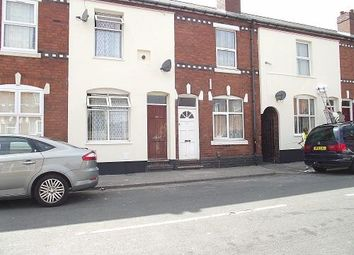 Thumbnail 2 bedroom terraced house for sale in Lewis St, Walsall