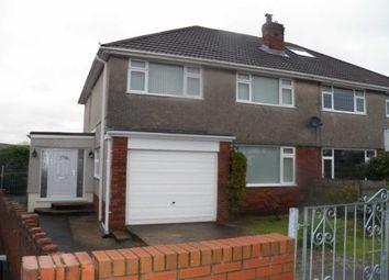 Thumbnail 3 bed property to rent in Heol Pen Y Scallen, Swansea
