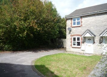 Thumbnail 2 bed terraced house to rent in Cwrt Y Cadno, Llantwit Major