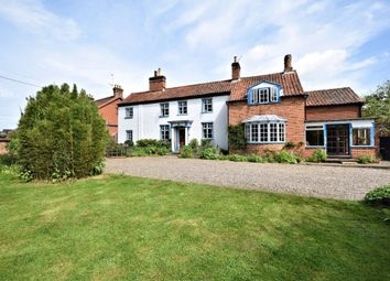 Thumbnail 5 bed detached house for sale in The Moor, Reepham, Norwich